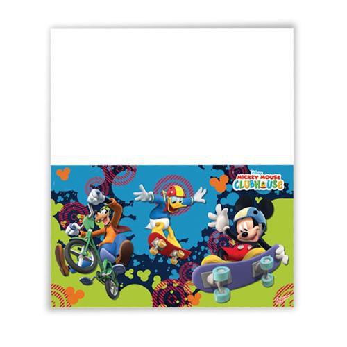 Toalha de Mesa Mickey Mouse Radical
