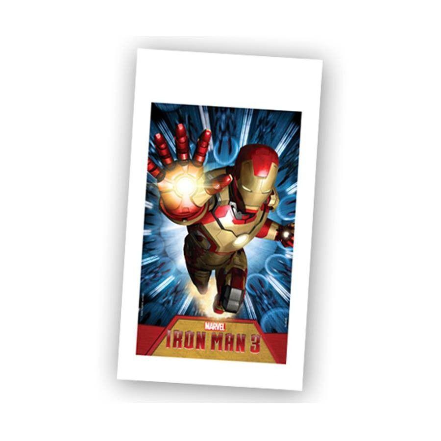 Sacola Surpresa Homem de Ferro 3 c/ 8 unid.