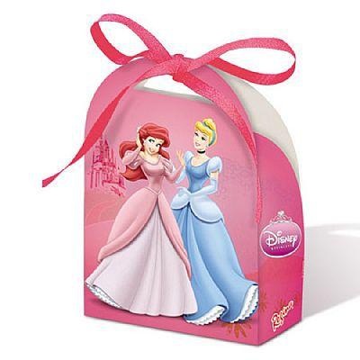 Caixa Surpresa Princesas Disney c/ 8 unid.