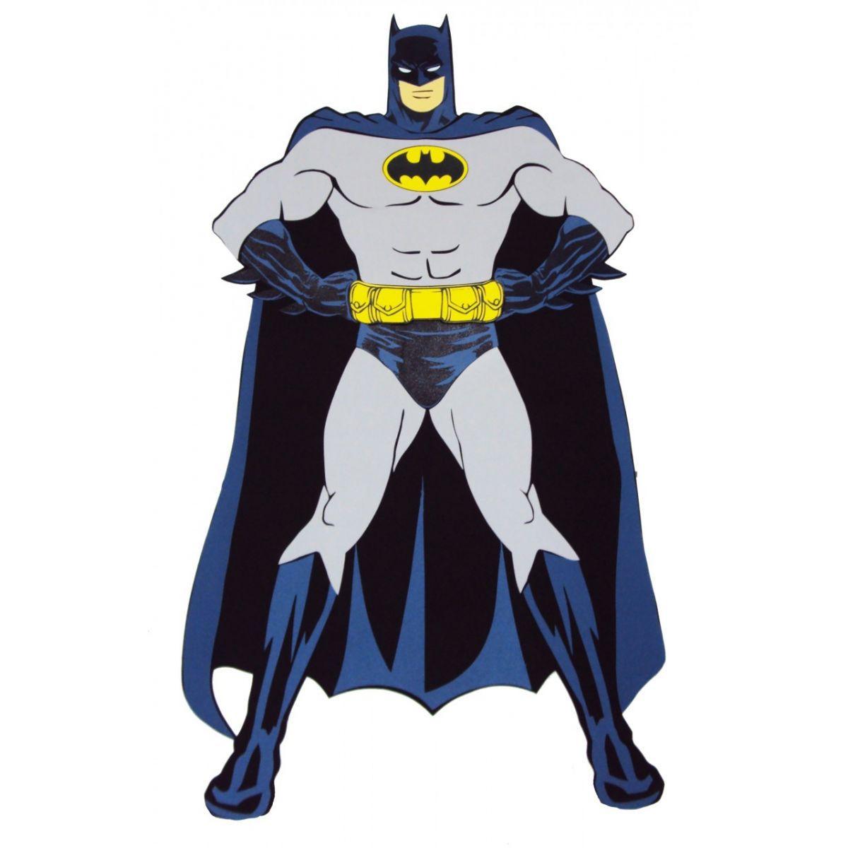 Painel Batman Gigante - E.V.A