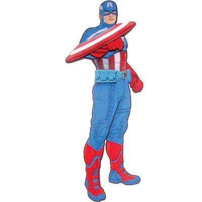 Painel Capitão America - E.V.A