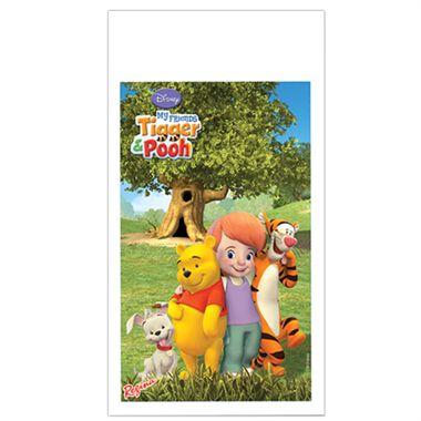 Sacola Surpresa Ursinho Pooh c/ 8 unid.