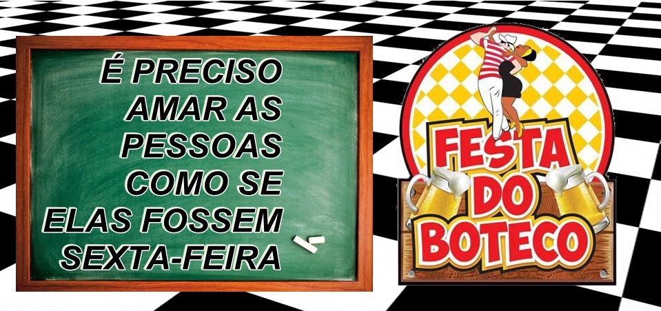 ARTIGOS PARA FESTA  BAR FESTA BUTECO, CHA BAR