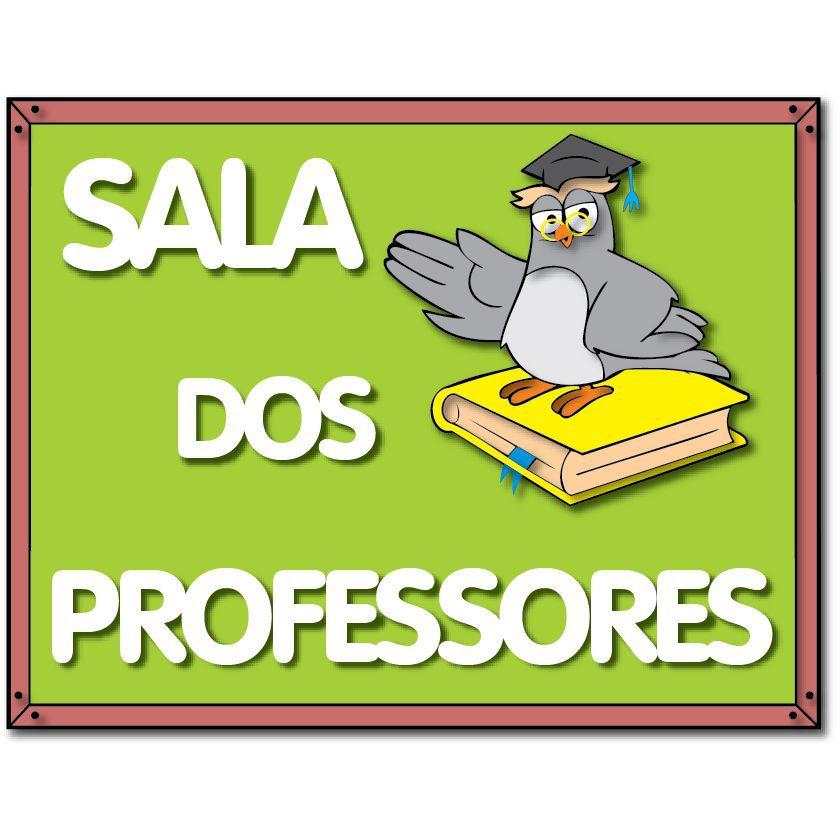 Painel Sala dos Professores E.V.A