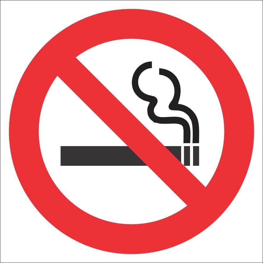 Painel Proibido Fumar E.V.A