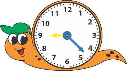 Painel Relógio Educativo