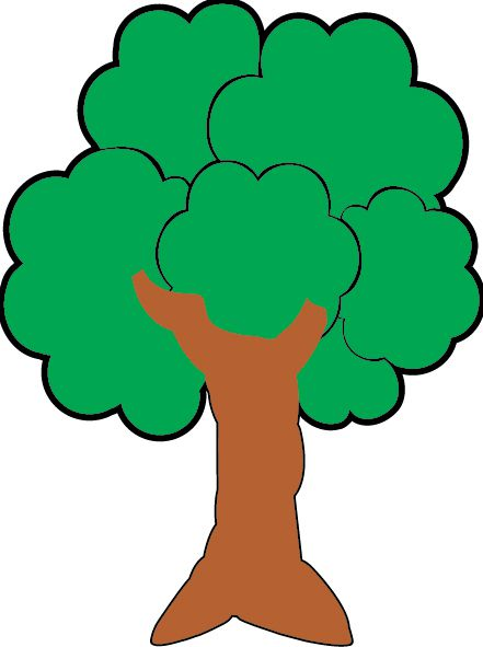Painel Árvore Pequena E.V.A