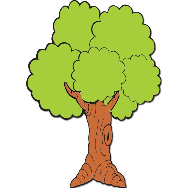 Painel Árvore Média E.V.A