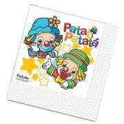 Guardanapo Patati e Patatá Baby c/ 16 unid.