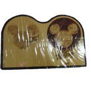 Convite de Aniversário Original Mickey Mouse c/ 8 unid.