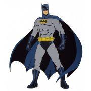 Painel Batman e Batmóvel Grande - E.V.A