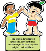 Painel Direito a Igualdade E.V.A