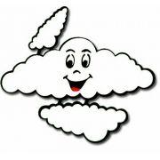 Mini Painel Nuvens E.V.A