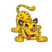 Mini Painel Tigre E.V.A