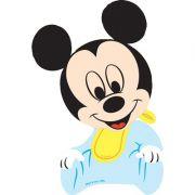 Mini Painel Mickey Baby E.V.A