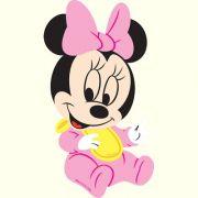 Mini Painel Minnie Baby E.V.A