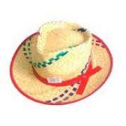 Chapéu Caipira de Palha Malandrinho b907d00e7b