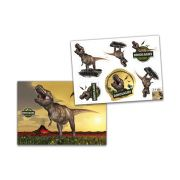 Kit Decorativo Dinossauros