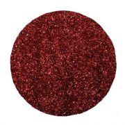 Gliter PVC 500g - Vermelho