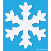 Mini Painel Flocos de Neve E.V.A