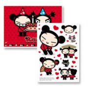 Kit Decorativo Pucca