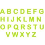 Letras em E.V.A - Verde Claro
