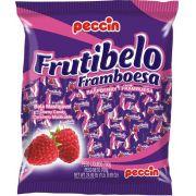 Bala Mastigável Frutibelo Framboesa 600g