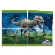 Kit Painel Cartonado Decorativo Jurassic Park