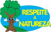 Painel Decorativo  Médio E.V.A Respeite a Natureza