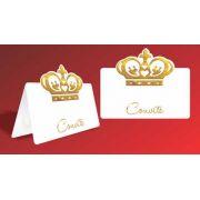Convite Coroa c/ 10 unid.