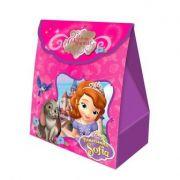 Caixa Surpresa para lembrancinha Princesinha Sofia