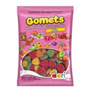 Gomas Sortidas - Gomets - Formato de Coração - 700g