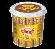 Pote de Paçoca Tubitos - 750g