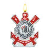 Vela de Aniversário Corinthians