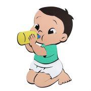 Painel Bebê Mamadeira em E.V.A.