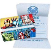 Convite Os Vingadores / Avengers