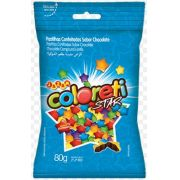 Confetes Coloreti Star 80g