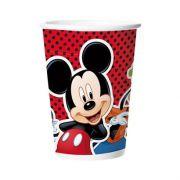 Copo Mickey 180ml c/ 8 unid.