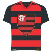 Prato Descartável Flamengo c/ 8 unid.