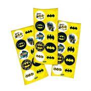 Adesivo Redondo Batman Geek