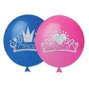 Balão n11 Reinado c/ Glitter