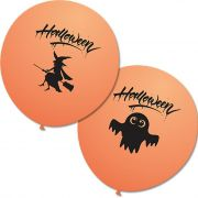 Balão Redondo N9 Halloween