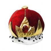 Chapéu Coroa de Rei Veludo