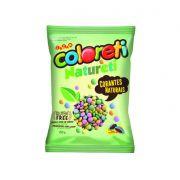 Confete Coloreti Natureti - 250g - Sem Glúten