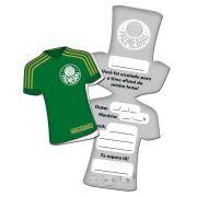 Convite Palmeiras c/ 8 unid.