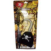 Kit Brinquedo Pirata