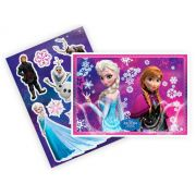 Kit Painel Decorativo Frozen Aventura Congelante