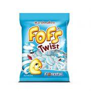 Marshmallow Fofs Twist Branco e Azul Floresta