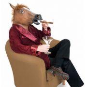 Mascara Cabeça de Cavalo