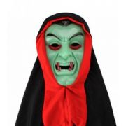 Mascara de Vampiro C/ Capuz